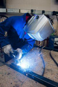 CAP serrurier métallier campus St-Lubin à Caussade